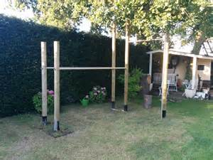 Last summer i build my own pull up and parallel bars and thought you guys might appreciate it