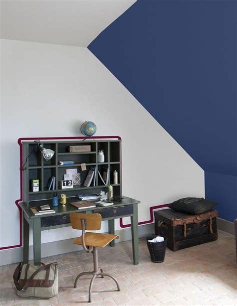 Mur Peinture Graphique by Peinture Murale 20 Inspirations Pour Un Int 233 Rieur Trendy