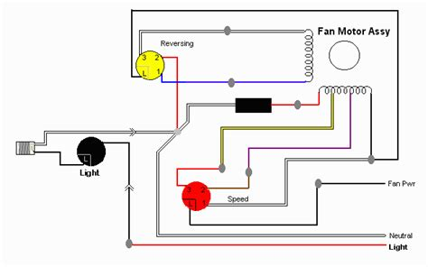 4 wire fan wiring diagram 4 free engine image for user