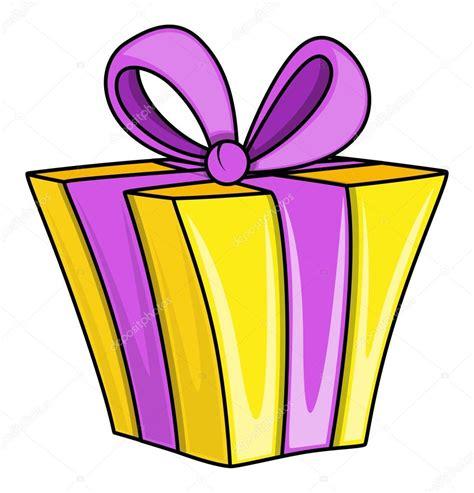 imagenes animadas de regalos de navidad cartoon gift box vector illustrations stock vector