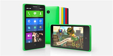 newest android nokia x the nokia android smartphone is now official no play quot a gateway to