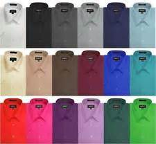 dress shirt colors s dress shirt 3xl sleeve ebay