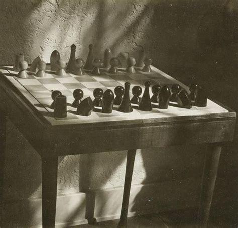 man ray chess by man ray chess set c 1942 43 art pinterest