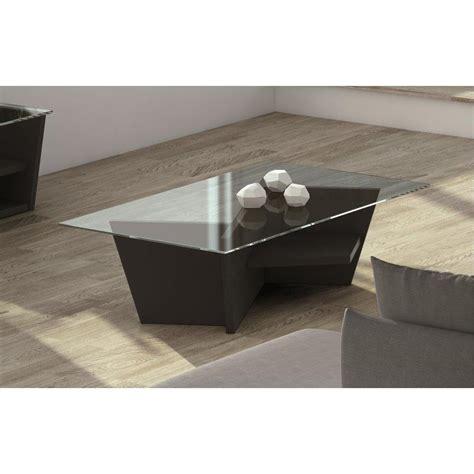 plateau verre table basse plateau verre design ezooq