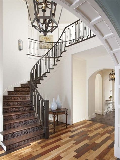 163 best images about Iron Stair Rails on Pinterest   Iron