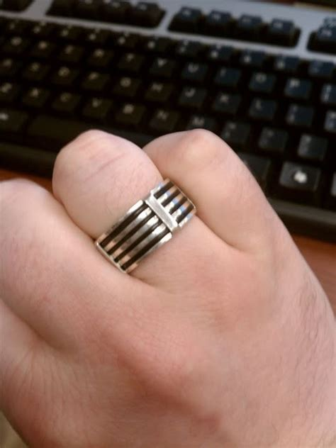 8 Awesome Ways To Ring In The New Year by My New Ring Now With More Elephant Hair Courtesty Of