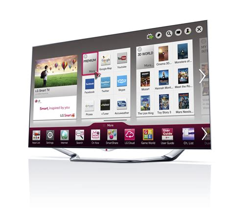 Ces Lg New Phone Lineup by Lg Unveils Smarter More Refined Smart Tv Lineup For Ces