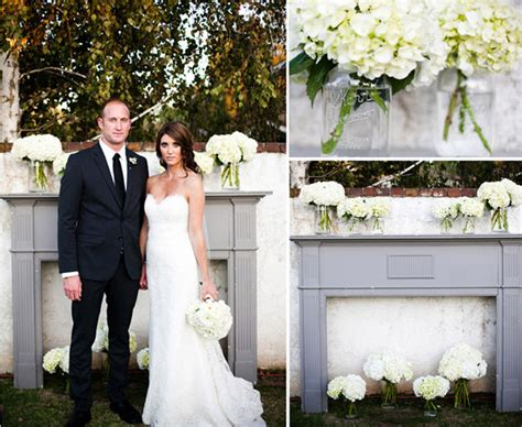 elegant backyard wedding elegant backyard wedding best wedding blog
