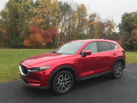 mazda cx  grand touring awd review  john heilig