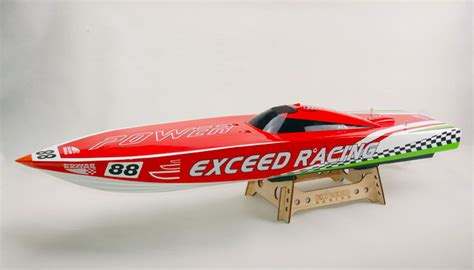 nitrorcx gas rc boats new 1300mm exceed racing fiberglass vee rtr rc groups