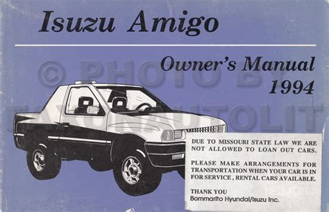 download car manuals pdf free 1993 isuzu amigo parking system service manual 1994 isuzu amigo service manual download service manual 1993 isuzu amigo