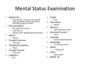 sle conners 3 report mental status examination sle report 28 images mental