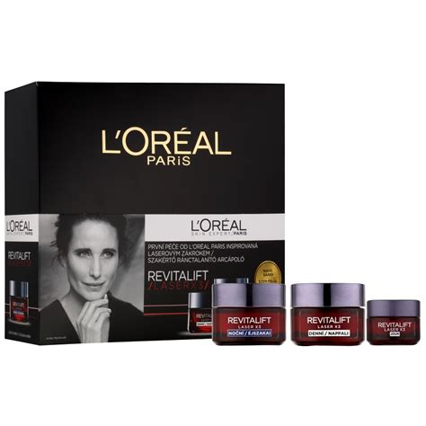Loreal Laser X3 l or 201 al revitalift laser x3 cosmetic set iii