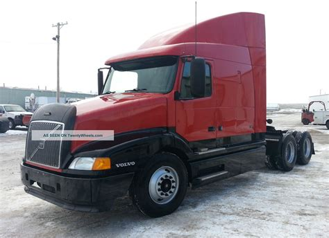 2002 volvo truck 2002 volvo vnl64t