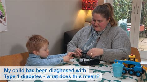 My Son Has Diabetes How Do I Know If My Child Has Diabetes   digital babies nhs choices
