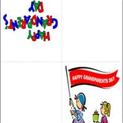 printable christmas cards for grandparents grandparents day card