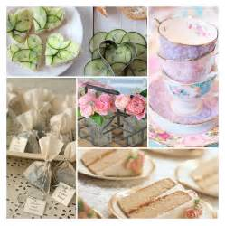 Bridal Shower Tea Party Tbdress Blog Simple And Inexpensive Bridal Shower Themes