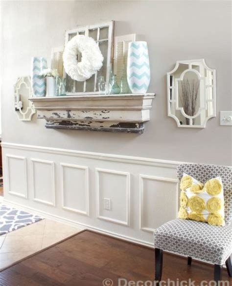 Faux Wainscoting With Paint by 25 Best Ideas About Faux Wainscoting On