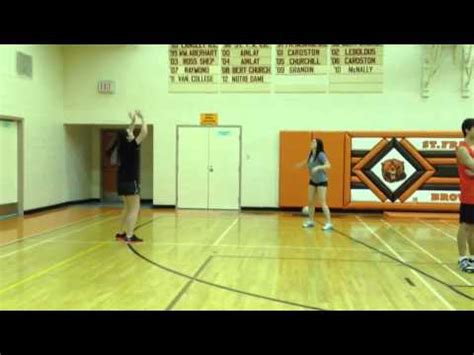 setting drills youtube bump set spike volleyball drill youtube