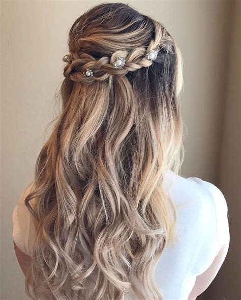 70 prom hairstyles 25 best ideas about formal hairstyles down on pinterest