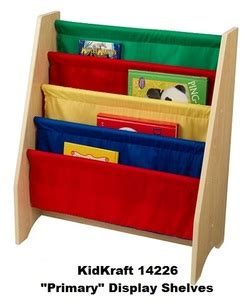 compare sling bookshelves for ecr4kids or kidkraft