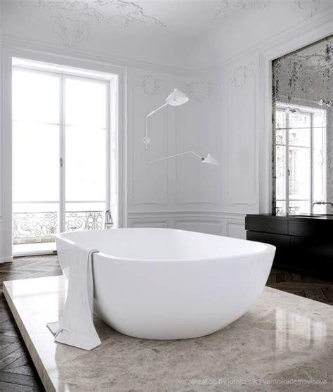 parisian bathrooms gorgeous contemporary french interiors 40 pics decor
