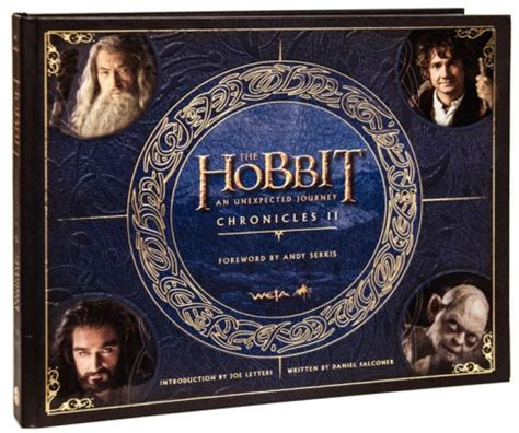 0007487266 the hobbit chronicles creatures the hobbit an unexpected journey chronicles ii creatures