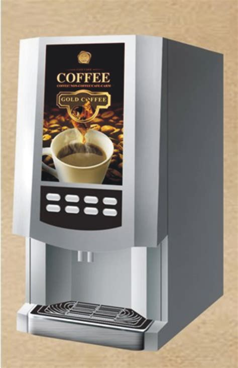Kitchen Ilands by Coffee Vending Machine
