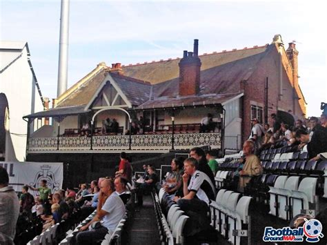 craven cottage craven cottage home to fulham football ground map