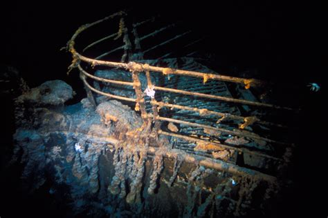 images of 1986 images of the sunken titanic woods