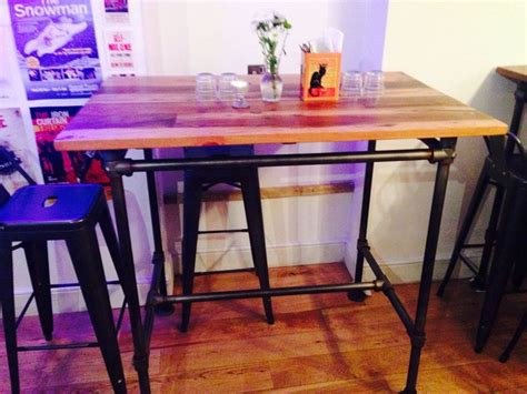 high top bar tables for sale secondhand vintage and reclaimed restaurant chairs
