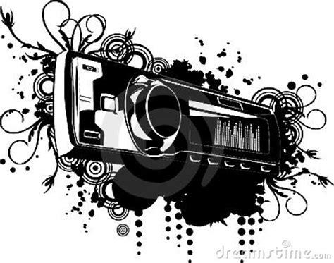 Nice Retro Style Car Stereo #7: Car-stereo-vector-5489759.jpg