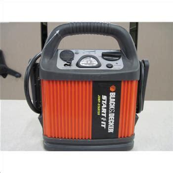 black and decker start it charger black decker vec010bd start it jump starter
