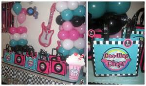 party tales birthday party 50 s diner sock hop part 2