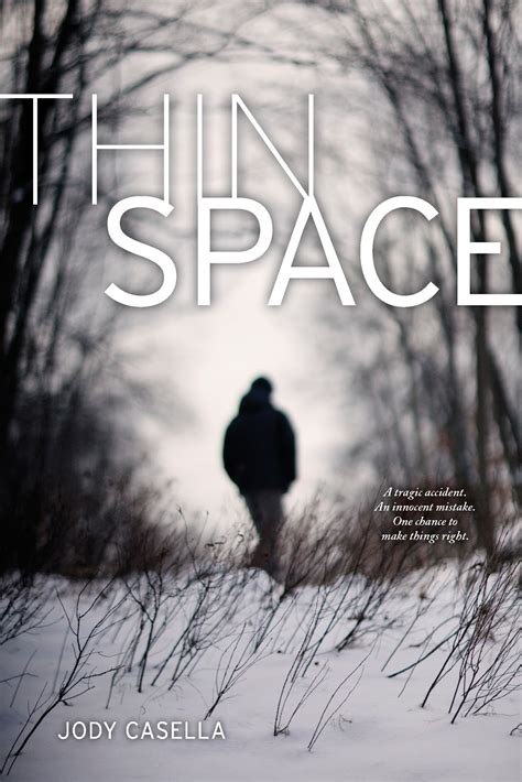 thin space on the verge books