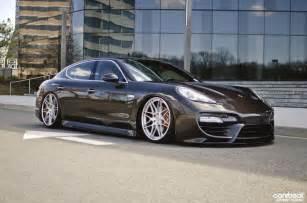 Custom Porsche Panamera Ams Autowerks Custom Porsche Panamera 4 Wheels
