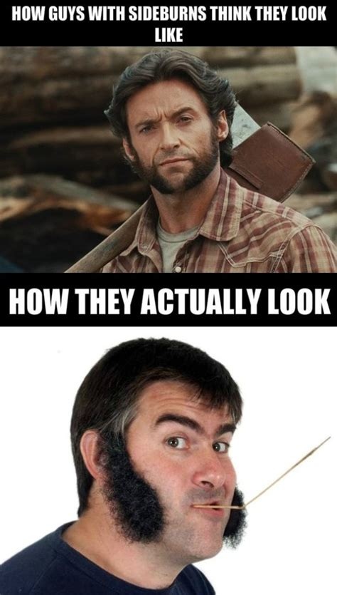Funny Pics Of Memes - funny pics 2014 sideburns