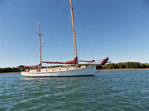 ketch boat for sale australia 1940 w ellis sons 44 ketch for sale trade boats