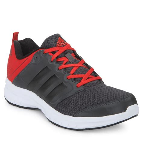 sports shoes addidas adidas solonyx gray sports shoes price in india buy