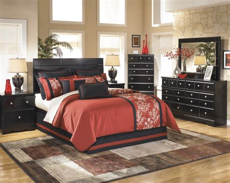 Shay Bedroom Set by B271 31 36 46 57 Furniture Shay Bedroom