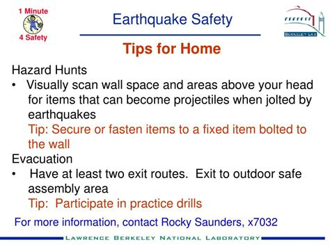 earthquake hazards ppt ppt earthquake safety powerpoint presentation id 85784