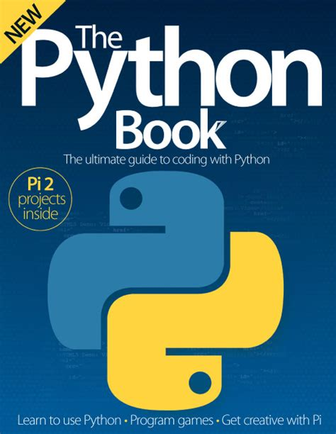 Pdf Teach Your To Code Book Python by The Python Book 187 Archive Of Downloadable Pdf Magazines
