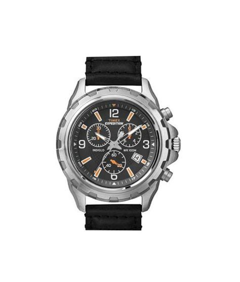 Expedition 6697 Black Gold Set timex expedition t49985