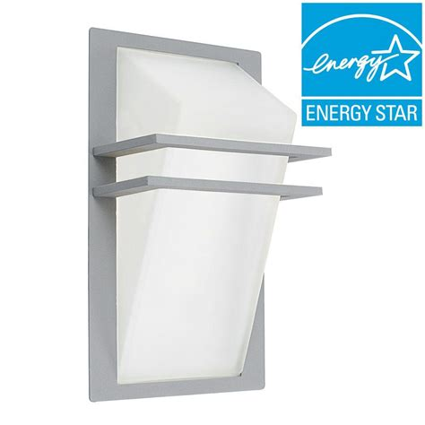 eglo park silver outdoor wall mount l 20653a the home
