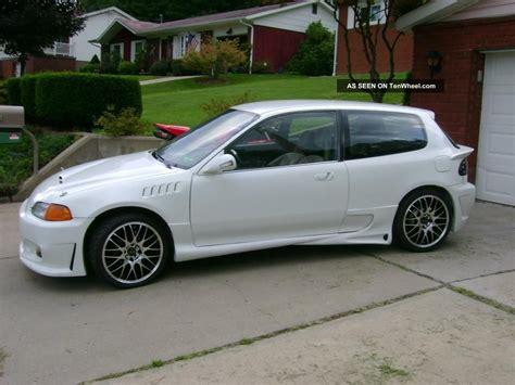 3 Door Hatchback by 1993 Honda Civic Dx Hatchback 3 Door 1 5l