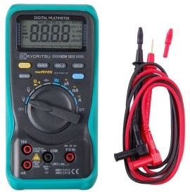 kyoritsu 1012 digital multimeter