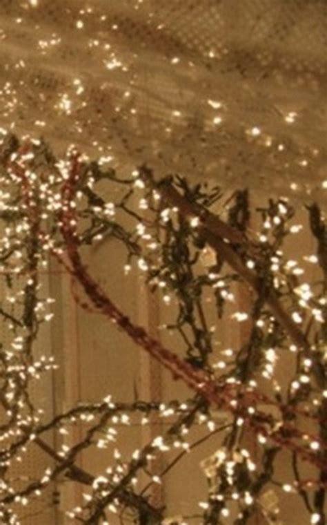 lit garlands christmas