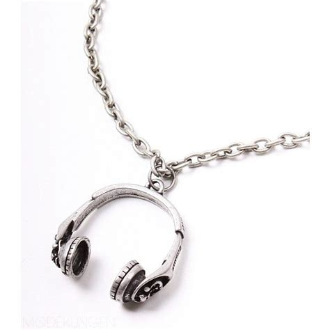 Earbuds As Jewelry headphones necklace yes k style