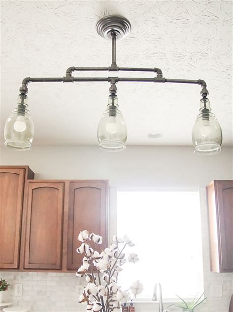 Make Your Own Ceiling Light Make Your Own Ceiling Light Budget Diy Make An Oversized Ceiling Mount Shade Project Ideas