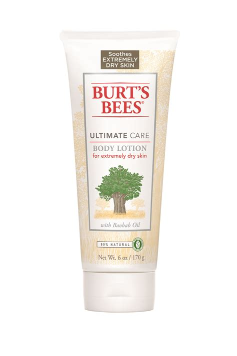 tattoo care burt s bees burt s bees ultimate care body lotion with baobab oil
